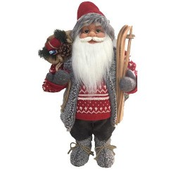 Santa stojaci 60cm s lyžami