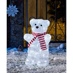 Dekoracia MagicHome X6100, Polárny medveď, IP44