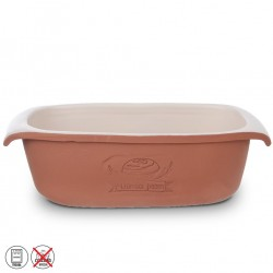 Forma keramika CHLIEB oval 33x16