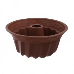 Forma BABOVKA silikon hnedá 23,5cm