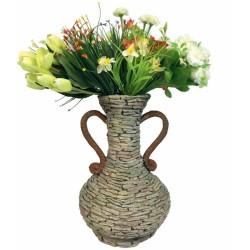 Dekorácia VÁZA kvetináč